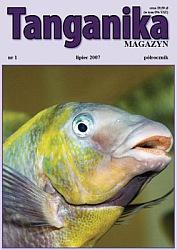 Tanganika Magazyn numer 1